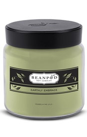 BP16 16oz Jar Candle - Earthly Embrace