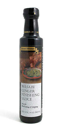Wasabi Ginger Finishing Sauce